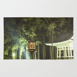 Koyasan temple 3 Rug