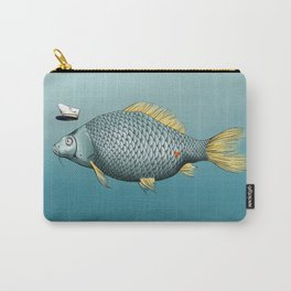 Captain Carp Carry-All Pouch