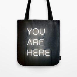 YouAreHere Tote Bag