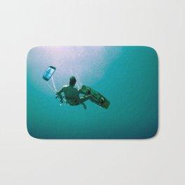 Kite surfing I Bath Mat