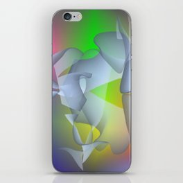 Brainwave iPhone Skin