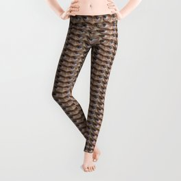 Steve Buscemi's Eyes Tiled Leggings