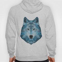"""Ice Wolf"" Hoody"