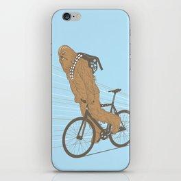 Chewbika iPhone Skin