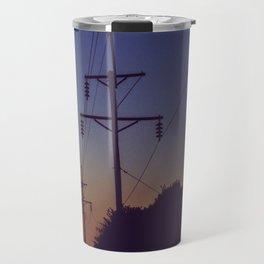 Powerlines Travel Mug