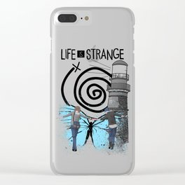 Life Is Strange - Partner In Time Clear iPhone Case