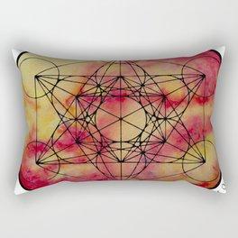 Solara Metatron Rectangular Pillow