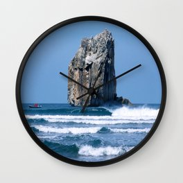 Witches Rock * Costa Rica Wall Clock