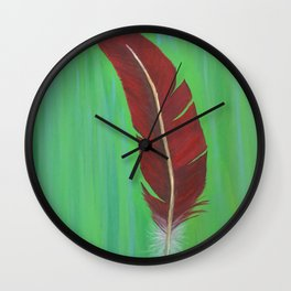 The Two Wall Clock