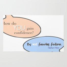 Gain Confidence Rug