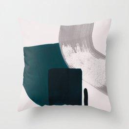 minimalist painting 02 Throw Pillow