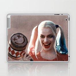 Harley Quinn The Homicidal Maniac - Suicide Squad Laptop & iPad Skin