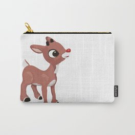 Classic Rudolph Carry-All Pouch
