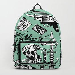 Heart Breaker Backpack