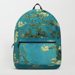 Vincent Van Gogh Blossoming Almond Tree Backpack