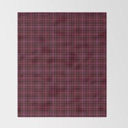 Beautiful plaid 3 Throw Blanket
