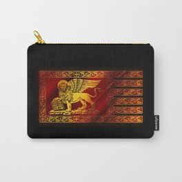 VENETIAN FLAG Carry-All Pouch