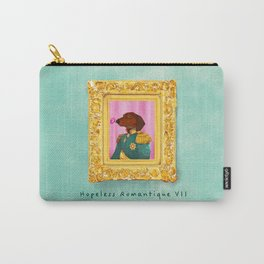 Dachshund the Romantique Carry-All Pouch