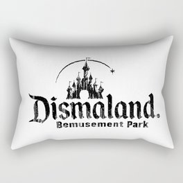 Dismaland Rectangular Pillow