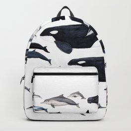 Dolphin diversity Backpack