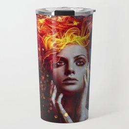 Burning Soul Travel Mug