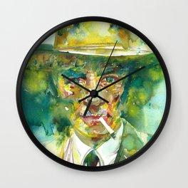 ROBERT OPPENHEIMER Wall Clock