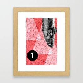 The Fish 1 Framed Art Print