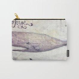 São Jorge Baleia (Whale) Carry-All Pouch