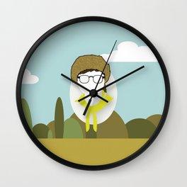 Moonrise Kingdom - Sam Shakusky (Jared Gilman) Wall Clock