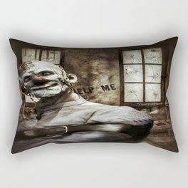 """Confinement"" Rectangular Pillow"