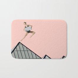 pink arch Bath Mat