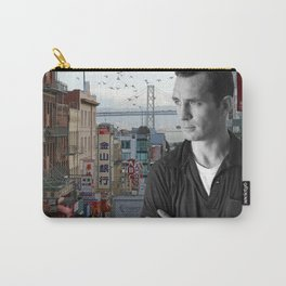 Jack Kerouac San Francisco Carry-All Pouch