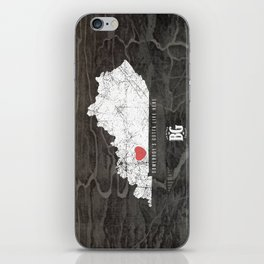 SOMEBODY'S GOTTA LIVE HERE - KENTUCKY iPhone Skin