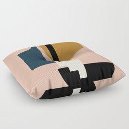 Shape study #2 - Lola Collection Floor Pillow