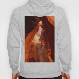 A Canyon Sculptured By Water Hoody