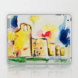 Muralla de Lugo Laptop & iPad Skin