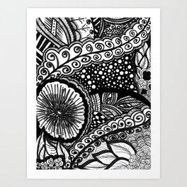 Foriegn Nature I Art Print