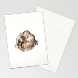 Garlic Stationery Cards