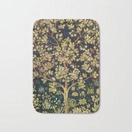 William Morris Tree Of Life Bath Mat