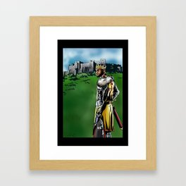 LeBron James, Return of the King Framed Art Print