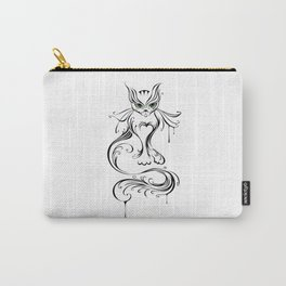 Young cat Carry-All Pouch