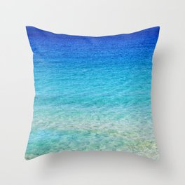 Calm Waters 2 Throw Pillow