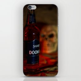 Doomed iPhone Skin