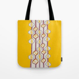 Stitches - Growing bubbles Tote Bag
