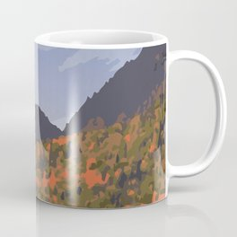 Parc National de la Mauricie Coffee Mug