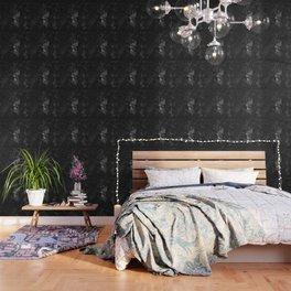 Luxury Black Marble Wallpaper