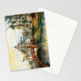 Strasbourg Bridge Stationery Cards