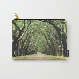Canopy of Oaks Carry-All Pouch
