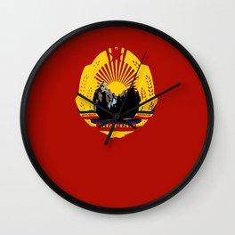 R.S.R Wall Clock