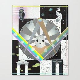 Four Corners Canvas Print